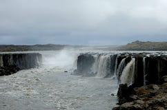 Der Selfoss-Wasserfall Stockfoto