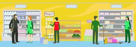 Der Shop Lizenzfreies Stockbild