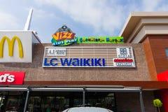 Der Shop LC Waikiki Lizenzfreie Stockfotografie