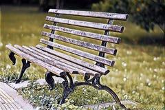 Der Sitz stockbild