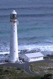 Der Slangkop Leuchtturm Stockbild