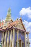 Der Smaragd-Buddha-Tempel Lizenzfreies Stockfoto