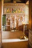 In der Sofia-Kathedrale Lizenzfreie Stockfotos