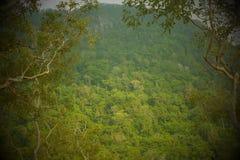 Der Sogeri Susu Mountain Lizenzfreie Stockfotografie