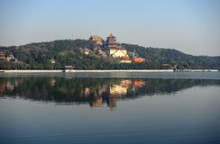 Der Sommer-Palast Lizenzfreies Stockbild