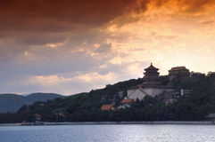 Der Sommer-Palast in Peking, China Stockfoto
