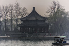 Der Sommerpalast Peking Lizenzfreie Stockfotografie