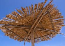 Der Sonnenschirm Stockfoto