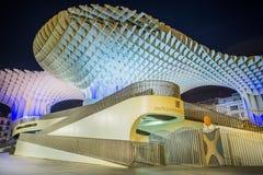 Der Sonnenschirm von Sevilla Stockfotos
