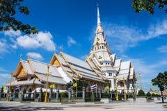 Der Sothon Tempel Lizenzfreie Stockfotos