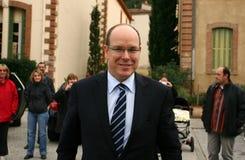 Der souveräne Prinz von Monaco Albert II Lizenzfreies Stockfoto