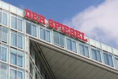 Der Spiegel Royalty-vrije Stock Afbeeldingen