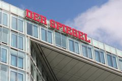 Der Spiegel Royalty Free Stock Images