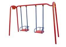 Der Spielplatz der Kinder Lizenzfreies Stockfoto