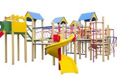Der Spielplatz der Kinder Lizenzfreie Stockfotos