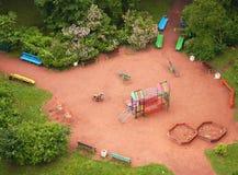 Der Spielplatz der Kinder Lizenzfreie Stockfotografie