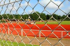 Der Sportplatz Lizenzfreie Stockfotos