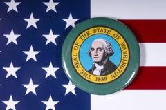 Der Staat Washington stockfoto