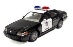 Der Stabsoffizier das Auto der USA auf einem weißen Hintergrund Stockfotografie