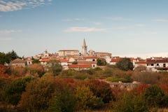 Der Stadt Ballen lizenzfreie stockfotografie