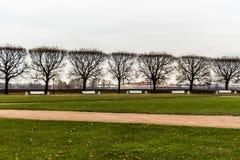 Der Stadt Park Stockbilder