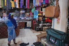 Der Stadtmarkt von Hargeysa. Lizenzfreies Stockbild