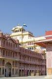 Der Stadtpalast im Jaipur-Stadt-Palast Stockfoto