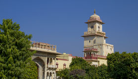 Der Stadtpalast im Jaipur-Stadt-Palast Stockfotografie
