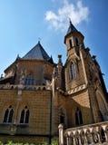 Der Standort des Schwarzemberg-Grabs, Tschechische Republik Stockbilder
