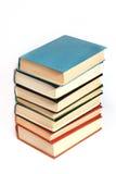 Der Stapel der Bücher Stockbilder