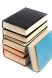Der Stapel der Bücher Lizenzfreies Stockfoto