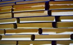 Der Stapel von Büchern Lizenzfreie Stockfotografie