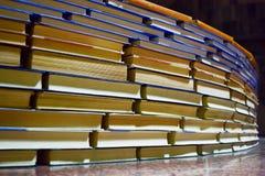 Der Stapel von Büchern Lizenzfreies Stockbild