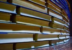 Der Stapel von Büchern Lizenzfreies Stockfoto