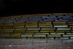 Der Stapel von Büchern Stockfoto