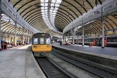 An der Station lizenzfreie stockfotos