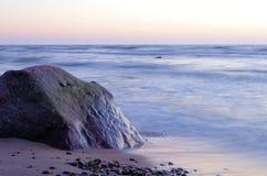 Der Stein des Meeres Lizenzfreie Stockfotos
