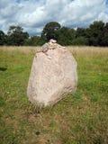 Der Stein von   Stockbild