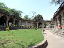 Der Steingarten von Chandigarh, Indien Stockfotos