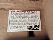 Der Steingarten von Chandigarh, Indien Lizenzfreie Stockfotografie