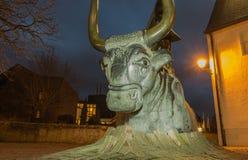 Der Stier von Breisach Lizenzfreies Stockfoto