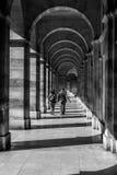 Der Straßenkorridor Lizenzfreie Stockbilder