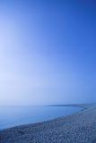 Der Strand Stockfotografie