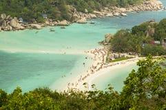 Der Strand Lizenzfreie Stockfotos