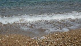 Der Strand auf ionischem Meer im Luxushotel