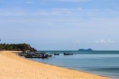 Der Strand, Samui-Insel, Surat Thani, Thailand Lizenzfreies Stockfoto