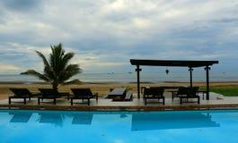 Der Strand von Thailand Stockfotografie