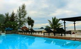Der Strand von Thailand Lizenzfreie Stockbilder