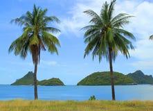 Der Strand von Thailand Lizenzfreies Stockfoto