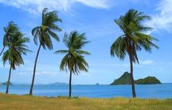 Der Strand von Thailand Stockfotos